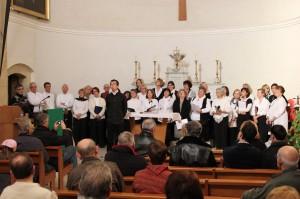 chorale de Puget 2012